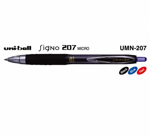 Bút bi bấm UB Signo UMN-207