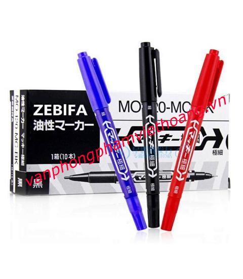 Bút dạ kính ZEBIFA MO-120-MC