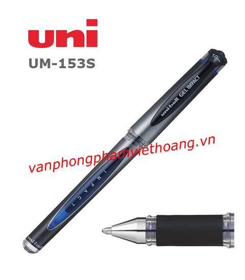 Bút ký uni-ball Gel Impact UM-153S nét 1.0mm