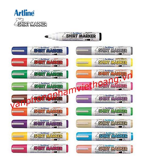 Bút vẽ áo Artline EKT-2