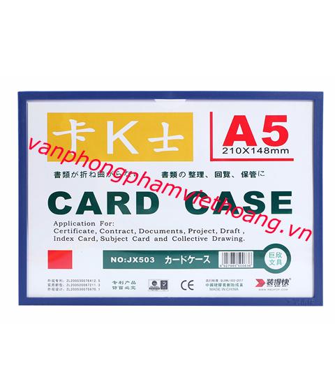 Card case A5 Magnet (nam châm)