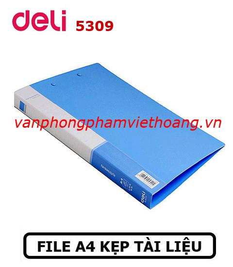 File 2 kẹp 2cm Deli 5309