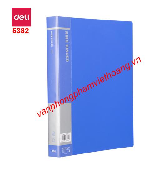 File còng nhẫn 3cm Deli 5382