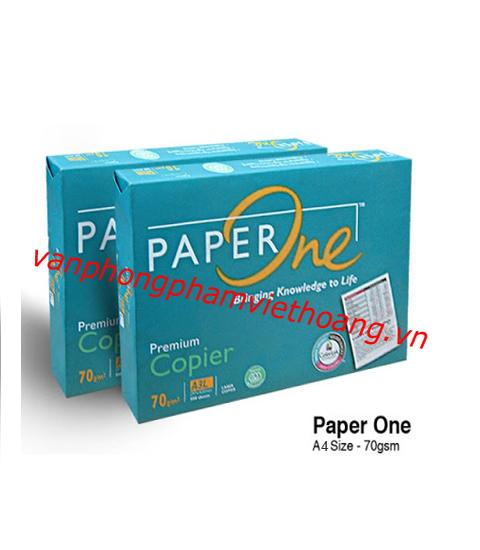 Giấy Paper One A4 ĐL70