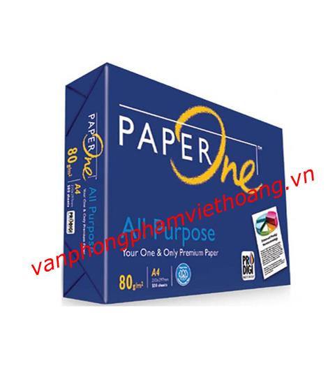 Giấy Paper One A4 ĐL80
