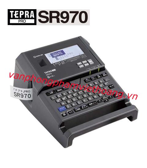 Máy in nhãn Tepra PRO - SR970