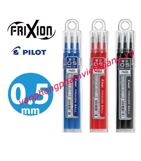 Ruột bút bi xóa được Pilot FriXion nét 0.5mm