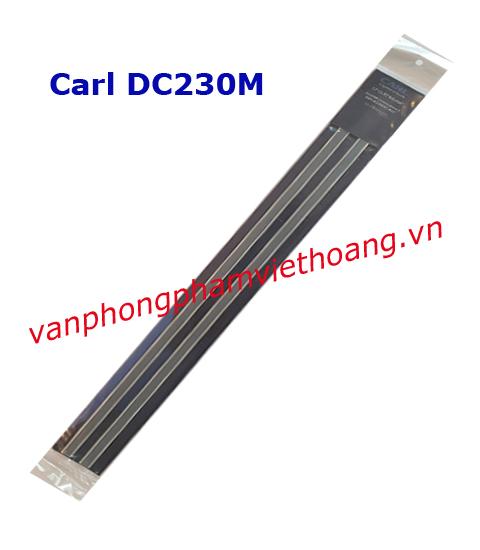 Thanh đệm nhựa Carl DC230M (dùng cho Carl DC-230)