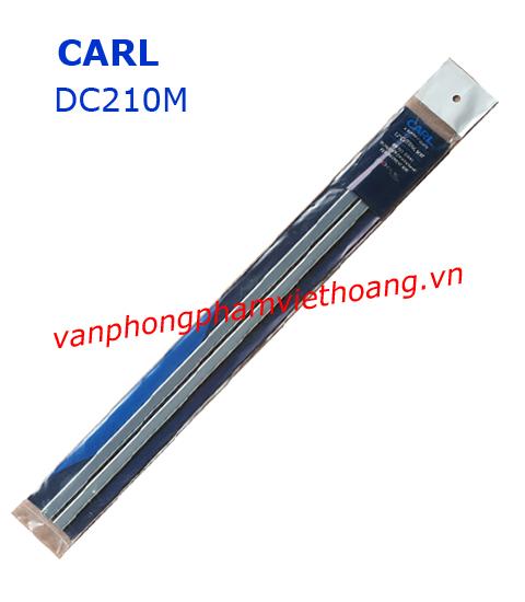 Thanh đệm nhựa Carl M-210 (dùng cho Carl DC-210)