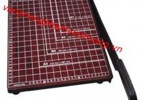 Bàn cắt giấy A4 gỗ Trung Quốc