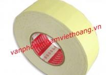 Băng dính xốp vàng 2 mặt 5 cm