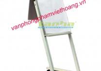 Bảng Flipchart Z Model, chân chữ Z 600 x 900 (cỡ A1)