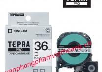 Băng mực TEPRA 36mm