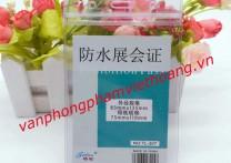 Bao đựng thẻ miết TL-207 (chống thấm nước)