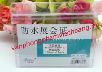 Bao đựng thẻ miết TL-208 (chống thấm nước)