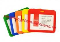 Bao nhựa đựng thẻ ngang BEKNN No.806