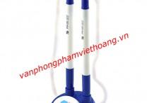 Bút bi cắm bàn đôi Thiên Long PH-02 (Bút đế cắm)