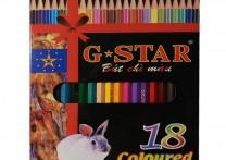 Bút chì 24 mầu thân dài G-Star