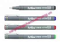 Bút vẽ kỹ thuật Artline EK-238