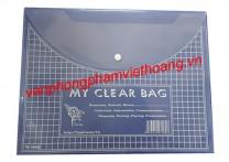 Clear bag khổ A dày