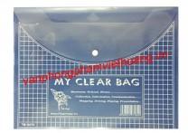 Clear bag khổ F Trà My 18170 (dày)