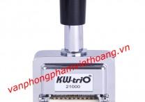 Dấu tự động 10 số KW-TriO 21000