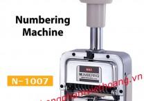 Dấu nhảy số tự động 10 số MAX N-1007