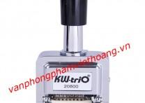 Dấu tự động 8 số KW-TriO 20800