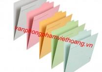 File Acco bìa lệch Plus A4-E FL-061IF (không kẹp)