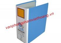 File còng ống 8cm KingJim - 1478 GSV (mở 2 bên)