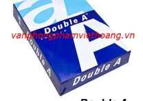 Giấy Double A A3 ĐL70