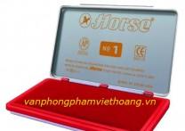Khay mực dấu Horse - No1 (To)