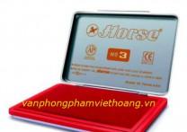 Khay mực dấu Horse - No3 (Bé)