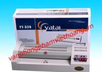 Máy ép Plastic Laminator YT-320 (khổ A3)