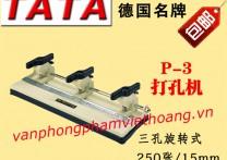 Máy khoan 3 lỗ TATA - P3