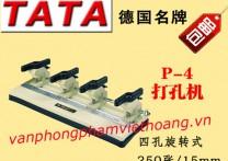 Máy khoan 4 lỗ TATA - P4