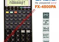 Máy tính Casio fx-4500PA