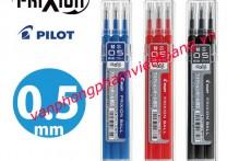 Ruột bút bi xóa được Pilot FriXion nét 0,5mm