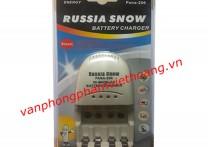 Sạc Pin đa năng Rusia Snow Pana-206