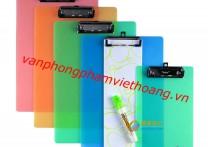 Trình ký nhựa màu 1 mặt A4 Shuter S810