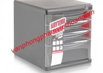 Tủ đựng tài liệu 4 ngăn Deli 9794