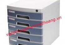 Tủ đựng tài liệu 5 ngăn Deli 8855