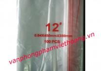 Túi Zipper số 12 (450 x 350mm)